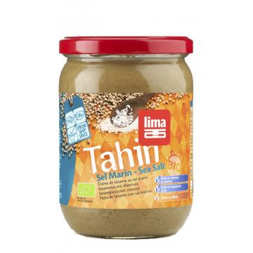 Lima Tahin avec sel 500g