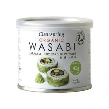 CLEARSPRING WASABI POUDRE 25GR