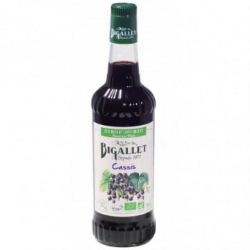 BIGALLET SIROP CASSIS 70CL