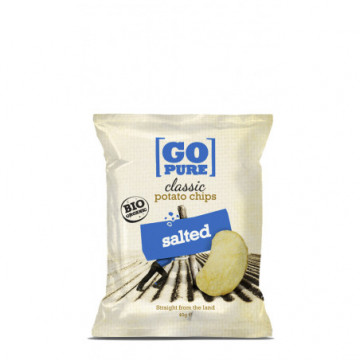 GO PURE CHIPS SEL 40GR