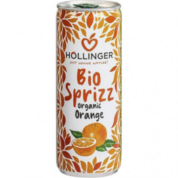 HOLLINGER ORANGE SODA 250ML