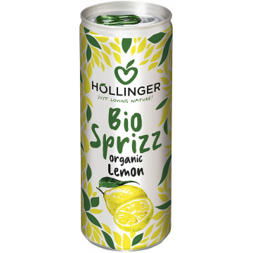 HOLLINGER BIO LEMON SODA 250ML