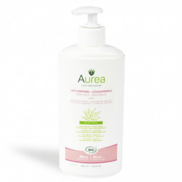 AUREA BODY MILK 400ML