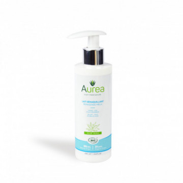 AUREA LAIT DEMAQUILLANT200ML