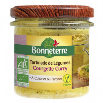 BNTR TARTINADE COURGETTE...