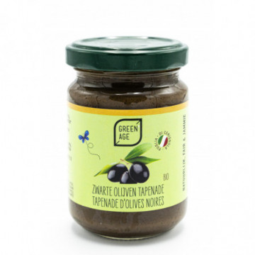 GREEN AGE TAPENADE D'OLIVES...