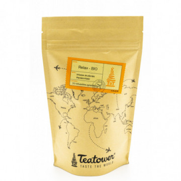TEATOWER RELAX 20 INFUSETTES