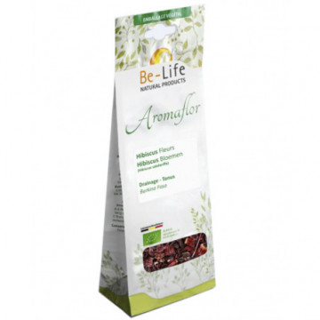 BE-LIFE HIBISCUS FLEURS 40G