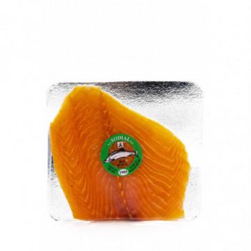 SODIAL SAUMON FUME 200GR