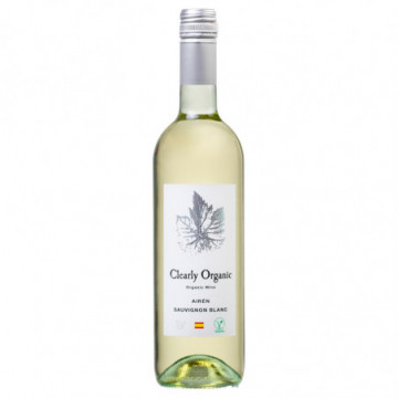 CLEARLY ORGANIC  AIREN 75CL