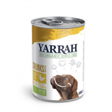 YARRAH CHIEN BOUCHE POULE...