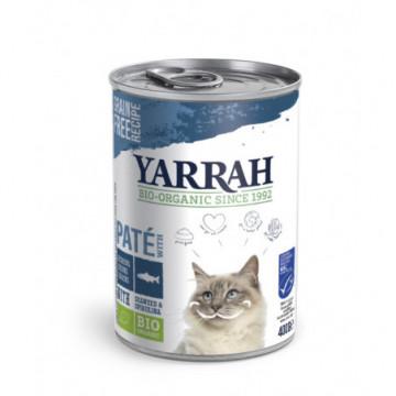 YARRAH CHAT PATE POISSON 400GR