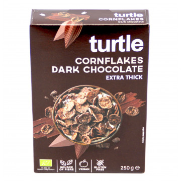 TURTLE CORNFLAKES CHOCOLAT...