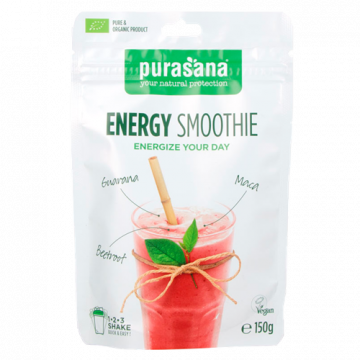 PURASANA ENERGY SMOOTHIE 150GR