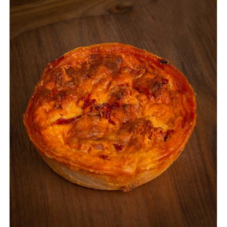 Quiche Chorizo & parmesan