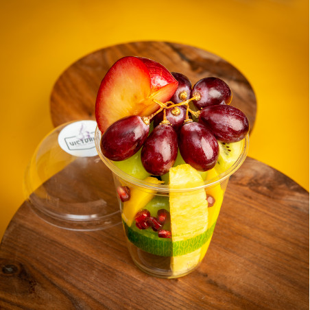 Fruits à croquer
