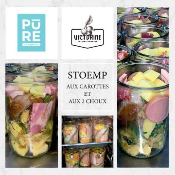 VICTORINE STOEMP CAROTTES