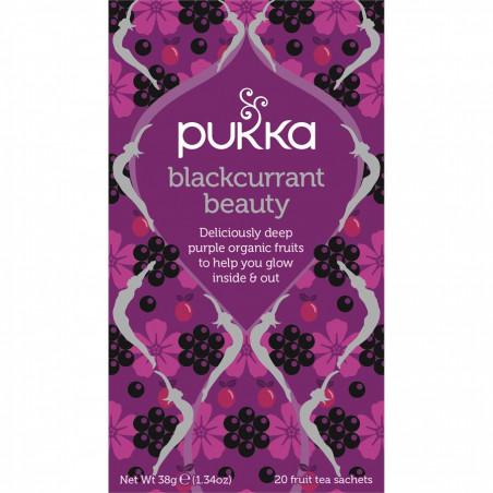 PUKKA BLACKCURRANT/CASSIS