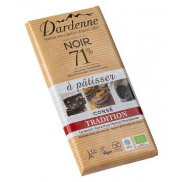 DARDENNE TAB.CHOCOLAT NOIR...