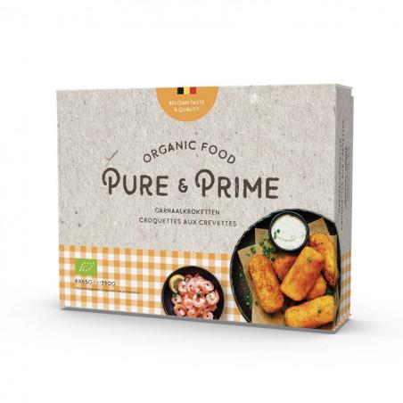 PURE & PRIME CROQUETTES CREVETTES 390GR