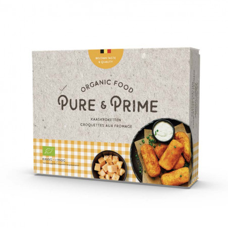 MARMA CROQUETTES FROMAGES 6*65G