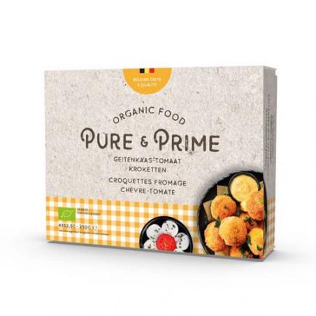 PURE & PRIME CROQUETTE CHEVRE TOMATE 250GR