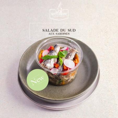 Victorine Salade du Sud aux sardines