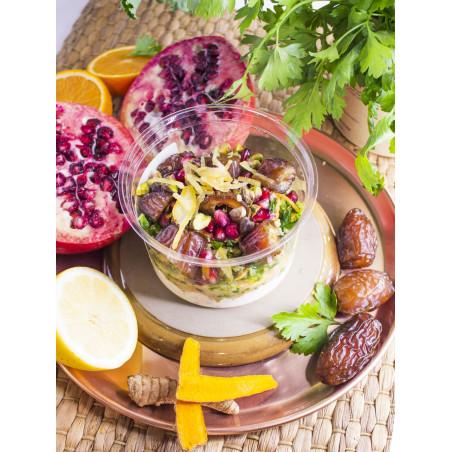 Marrocan Quinoa Salad