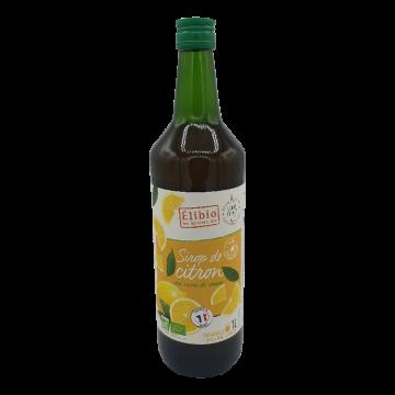 Elibio sirop de citron 1L