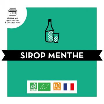 SIROP DE MENTHE /KG