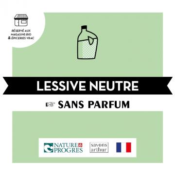 LESSIVE NEUTRE SANS PARFUM /KG