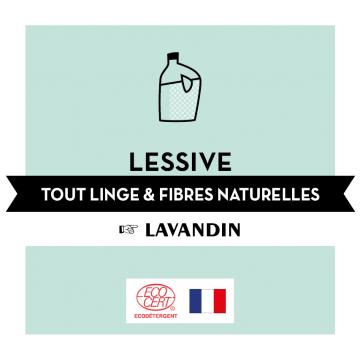 LESSIVE LAVANDIN /KG
