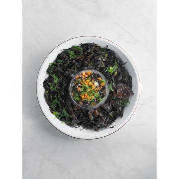 Salade d'algues au sésame