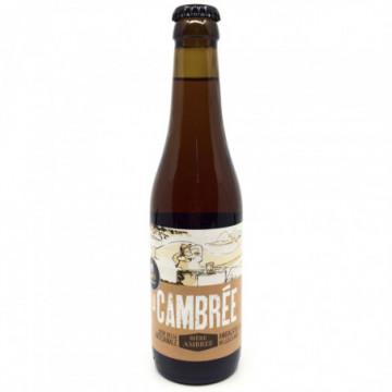 BIERE AMBREE LA CAMBREE 33CL