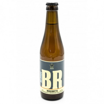 MAGEROTTE BR BLONDE 6.2% 33CL