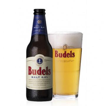 BUDELS BIERE SANS ALCOOL 0%...