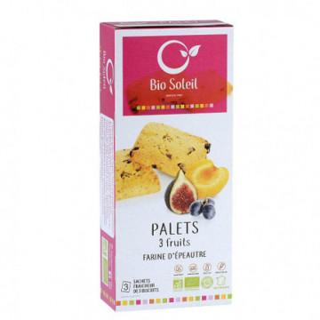 PALETS 3 FRUITS 165G Bsoleil