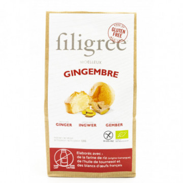 FILIGREE MOELLEUX GINGEMBRE...