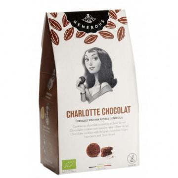 GENEROUS CHARLOTTE CHOCOLAT...