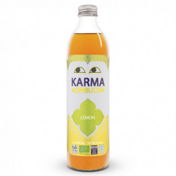 KARMA KOMBUCHA CITRON 50CL