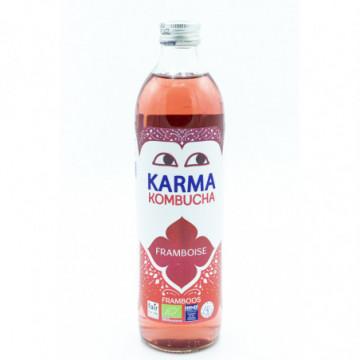 KARMA KOMBUCHA FRAMBOISE 50CL