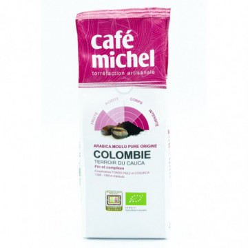 CAFE MICHEL COLOMBIE MOULU...