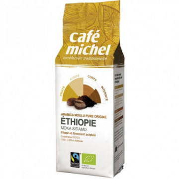 CAFE MICHEL ETHIOPIE MOULU...