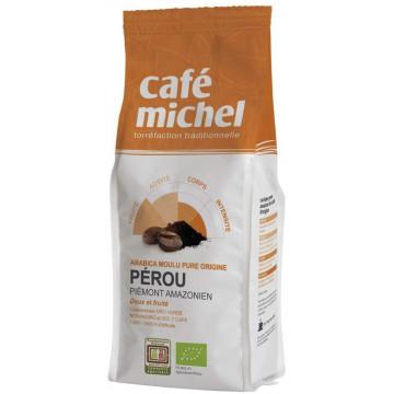 CAFE MICHEL PEROU MOULU 250G