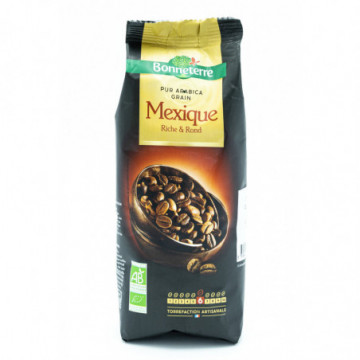 BNTR CAFE GRAINS MEXIQUE 250G