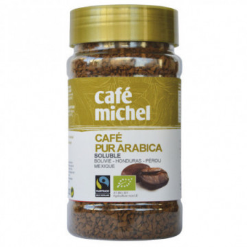 CAFE MICHEL SOLUBLE PUR...