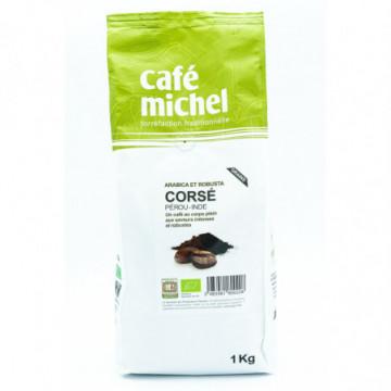 CAFE MICHEL CORSE 1KG