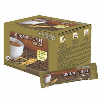 GOLD CHOICE GINSENG COFFEE...