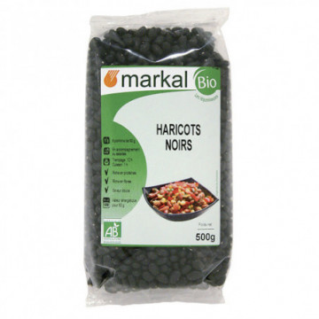 MARKAL HARICOTS NOIRS 500G